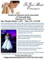 Great Bridal Extravaganza Holiday Inn exhibitor...