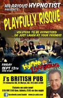 Hypnolarryous Hypnotism Show