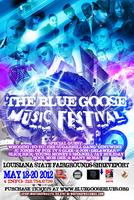 3rd Annual Blue Goose Music Festival