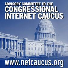 Congressional Internet Caucus Advisory Committee logo
