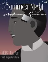 A Summer Night Romance at The Smith Douglas More House