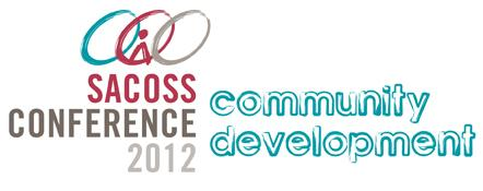 SACOSS 2012 Community Development Conference