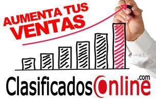 Aumenta tus VENTAS con ClasificadosOnline.com...