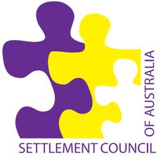 Settlement Council of Australia logo