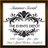 The Events Depot Summer Social Networking Event - FREE...