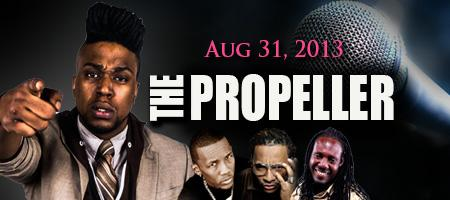 The Propeller AUGUST