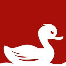 Feisty Duck  logo