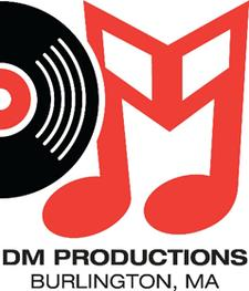 Dan McCarthy ,, DM Productions logo