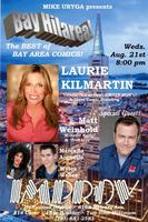 End the Summer Laughing!!  FREE TIX !