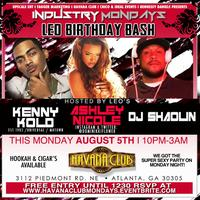 Industry Mondays at Havana Club