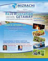 Labor Day Weekend ReJEWvenation Getaway