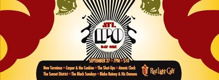 International Pop Overthrow Music Festival — Atlanta —...
