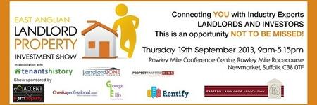 East Anglian Landlord Property Investment Show