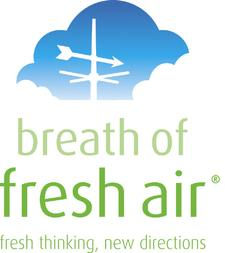 Breath of Fresh Air logo