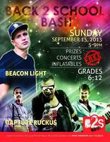 Back 2 School Bash 2013