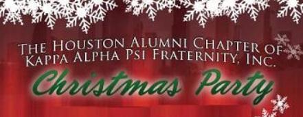 Houston Alumni Christmas Celebration 2013 (Chapter...