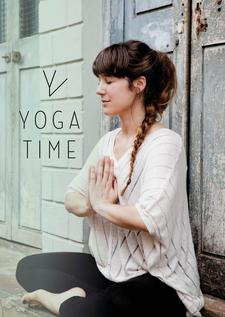 Yoga Time logo