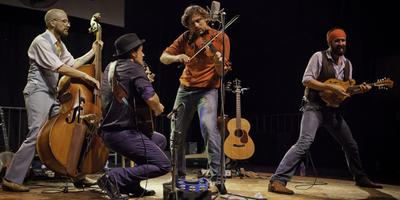 The Steel Wheels - Spoke Song Tour - Live at High Rock...