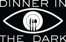 Dinner in the Dark logo