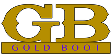 GOLD BOOT ENTERTAINMENT logo