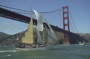 Louis Vuitton Finals Charter on Seaward