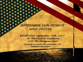 9/11 Tribute Golf Outing