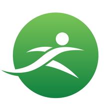 Gone Running logo