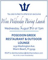 Wine Wednesday Pairing & Ladies Night Launch