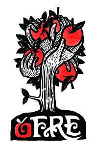 Operation Fruit Rescue Edmonton (OFRE) logo