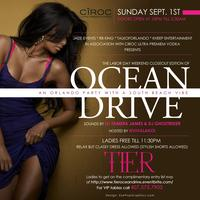 "Orlando's LABOR DAY WEEKEND Closeout Party - ""OCEAN..."