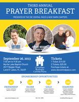 3rd Annual CBC Central Pasco Prayer Breakfast