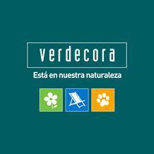 Verdecora Zaragoza logo