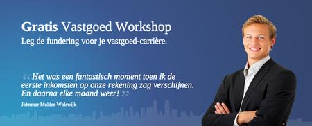 Vastgoed Workshops Rotterdam