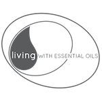 Living with Essential Oils logo