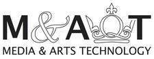 Media and Arts Technology, QMUL logo