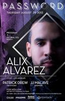 8/29 PASSWORD:  ALIX ALVAREZ