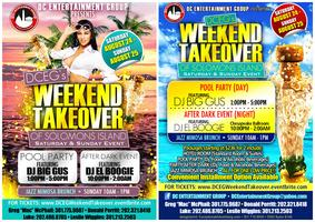 DCEG Weekend Takeover on Solomons Island ***NON-PAYPAL...