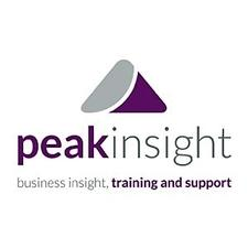 On behalf of Derbyshire County Council & Business Peak District logo