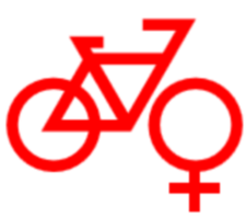 Nottingham Girls Cycle logo