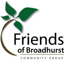 The Friends of Broadhurst Park logo
