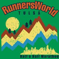 RunnersWorld Tulsa Half N Half or Double Half