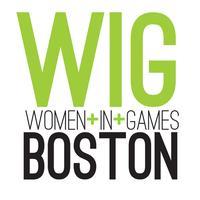 Women in Games Boston - April Party