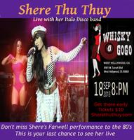 Shere Thu Thuy – Vietnamese 80's Italo Disco Legend