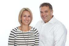Roxy & Adrian Saran logo