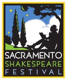 Sacramento Shakespeare Festival logo