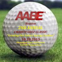 AABE HOUSTON 2nd ANNUAL CHARITY GOLF CLASSIC
