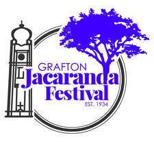 Grafton Jacaranda Festival INC logo