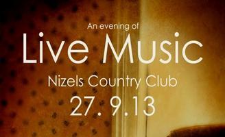 Live Lounge at Nizels