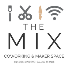 The Mix Coworking & Creative Space logo