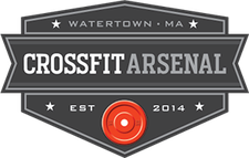 CrossFit Arsenal logo